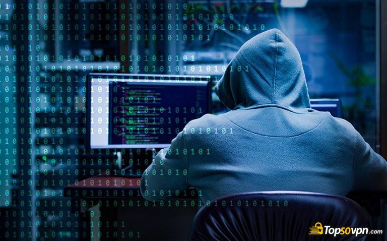Is VPN safe: hacker browsing online