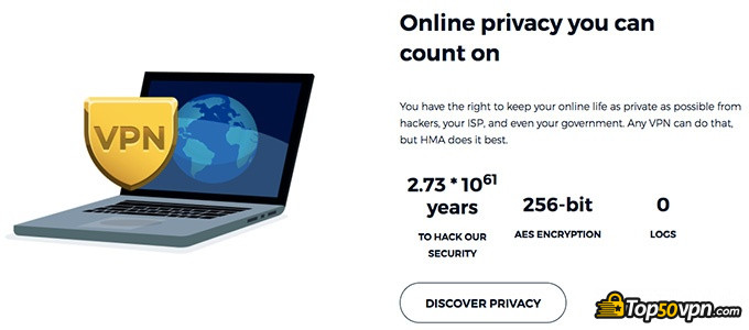 HideMyAss review: online privacy you can count on.