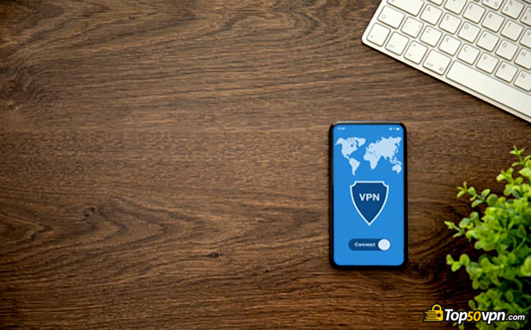How does a VPN work: featured image.