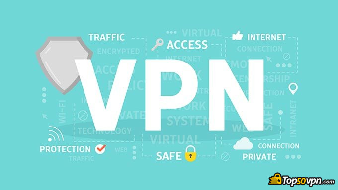 How does a VPN work: VPN features.