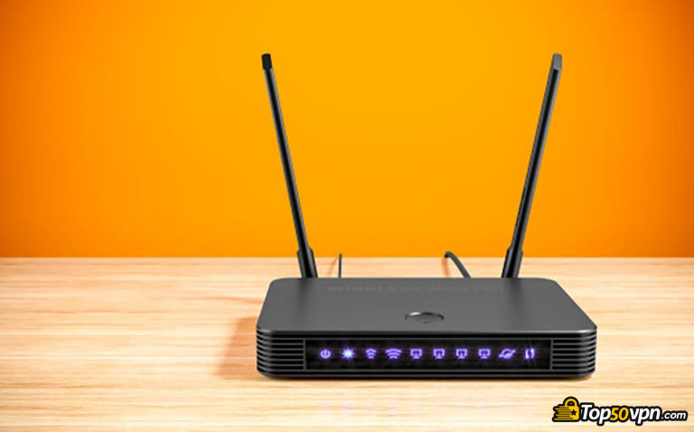 How to set VPN on router: featured image.