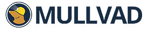 Mullvad review: Mullvad logo.