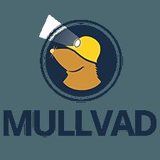 Mu;;vad review: a small Mullvad logo.