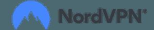 NordVPN review: NordVPN logo.