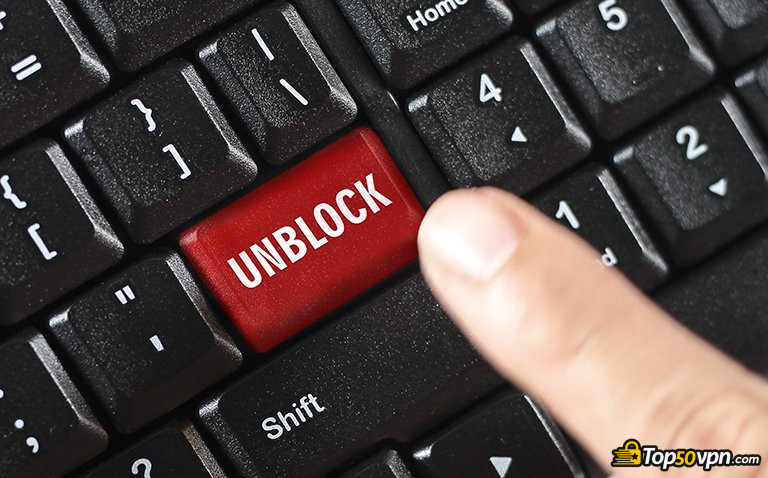 How to unblock websites: unblocking.