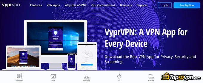 VyprVPN review: app for every device.